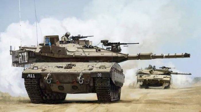 BELUM Ada Kata Damai, Israel Kembali Kirim Serangan Udara dan Hamas Janjikan Lebih Banyak Roket