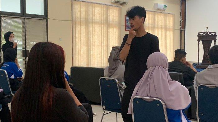 Perdana Pusbisindo Jambi Buka Kelas Bahasa Isyarat Untuk Umum Masyarakat Jambi