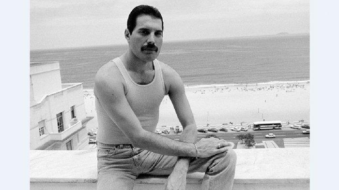 Misteri Abu Kematian Freddie Mercury yang Tak Pernah Terungkap, Vokalis Queen yang Misterius