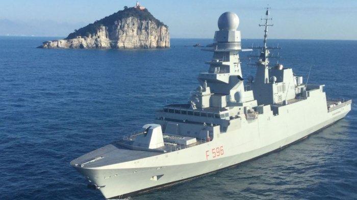 Prabowo Borong Kapal Perang Italia Rp 72 Triliun, Kecanggihannya Buat AS Ikut Kepincut