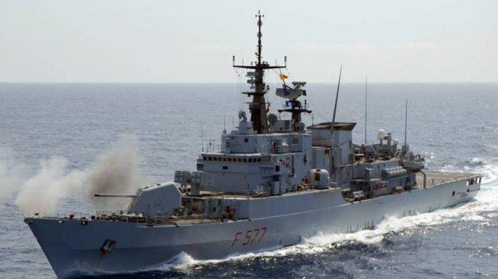 Kemenhan Buat Pertahanan Laut RI Makin Sangar dengan Pesan Kapal Perang Italia, Ini Spesifikasinya