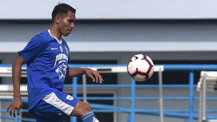 Frets Butuan Bawa Persib Bandung Menang 2-0 Atas Tim PON Jabar