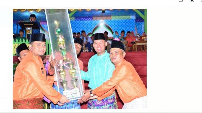 Bupati Tebo Janjikan Bonus Umrah Bagi Qari dan Qariah Berprestasi, Buka MTQ XVIII Tingkat Kabupaten