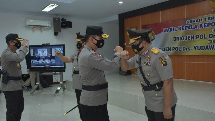 Resmi Diganti Hari Ini, Wakapolda Jambi yang Baru Brigjen Pol Yudhawan Roswinarso