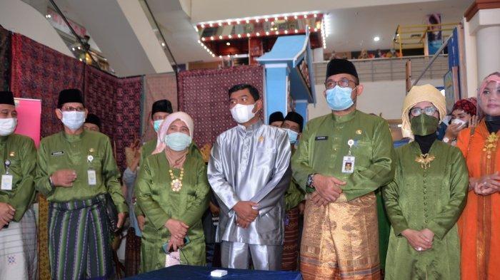 Sekda Sudirman Harap Bazar HUT Turut Berkontribusi Terhadap Pemulihan Ekonomi Jambi