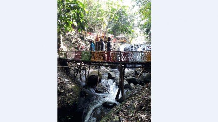 WIKIJAMBI - Air Terjun Putri Daber, Wisata Menakjubkan di Merangin yang Punya 9 Tingkat