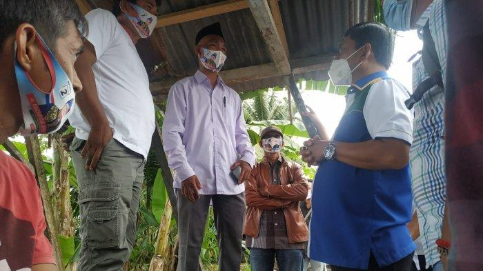Cawagub Jambi Syafril Tak Sungkan Berbagi Tips Sukses Beternak Ikan Pada Petani Kerambah