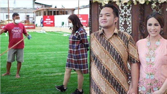 Terungkap Pekerjaan Suami Momo Geisha, Pantas Bisa Beli Stadion Bola Buat Anaknya Berusia 4 Bulan