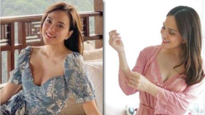 Seksinya Shandy Aulia Pakai Dress Tanpa Lengan Pamer Punggung: Wow, Cantik Amat Ya!