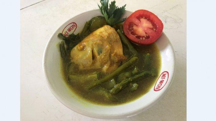 WIKIJAMBI - Gangan Palapa Kuliner Khas Muarojambi yang Sudah Jarang Dimasak, Coba Deh