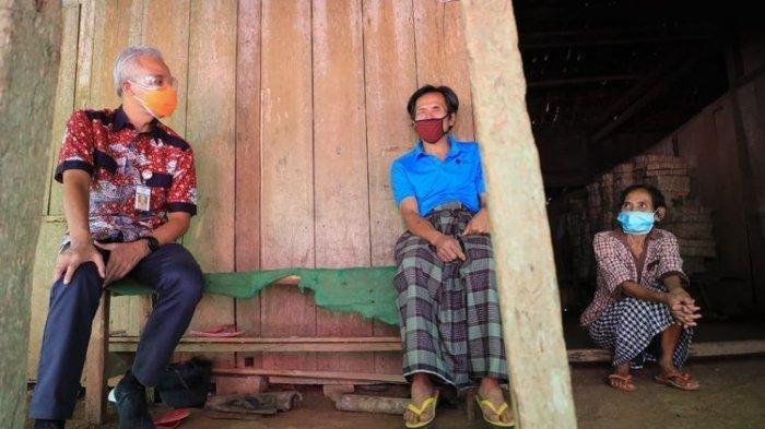 Ganjar Pranowo : Mungkin Memang Tidak Disiplin, Brebes Masih Berstatus Level 4