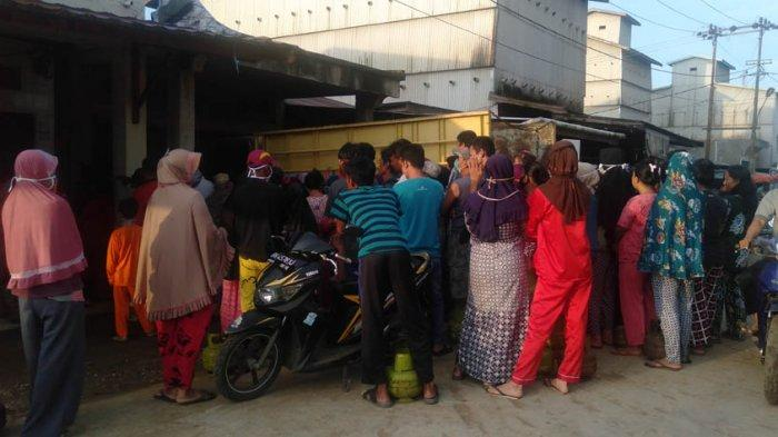 Kuota Gas Elpiji 3 Kg di Tanjab Timur Dikurangi, Begini Alasan Dari Dinas Perdagangan