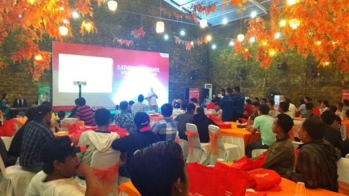 Ketika 100 Mekanik Se Kota Jambi Berkumpul di Acara Gathering Pertamina