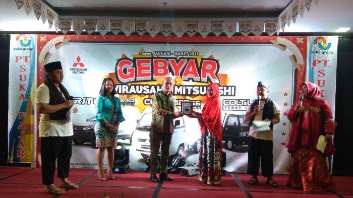 Gebyar Wirausaha Mitsubishi, LCV Gathering 2019 Bertabur Hadiah Menarik
