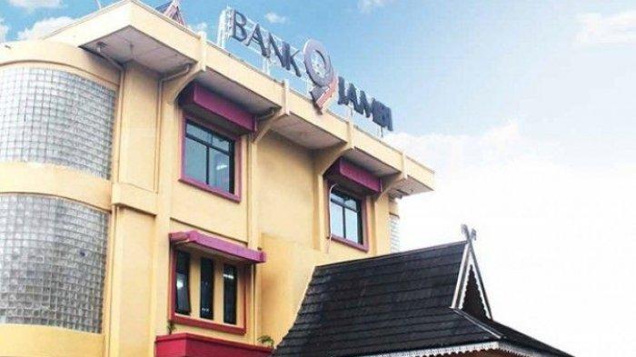 Semester 1 2021 Bank Jambi Tumbuh dan Laba Melebihi Target