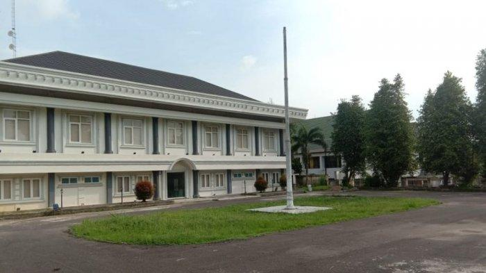 Bangunan Baru di Belakang Kantor DPRD Provinsi Jambi Mulai Difungsikan, Ternyata Jadi Ruangan Ini