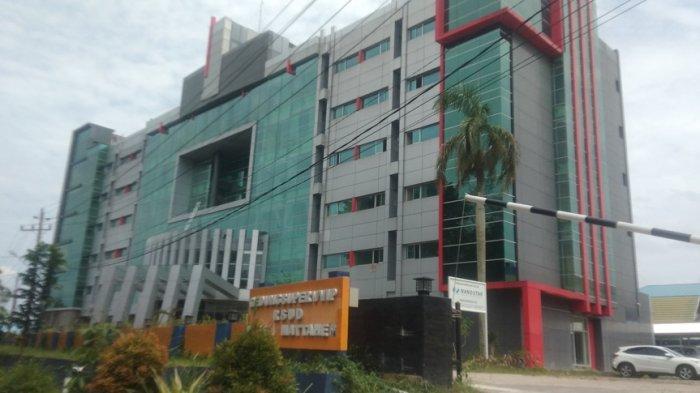 Kabar Terbaru Gedung VVIP Rumah Sakit Raden Mattaher akan Segera Selesai
