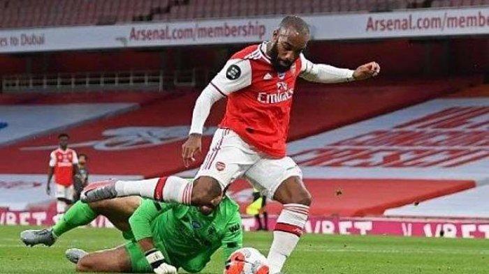 SIARAN LANGSUNG Arsenal vs Wimbledon Nanti Malam di Carabao Cup, Lacazette Diprediksi Main