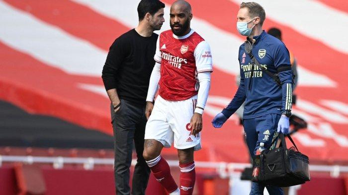 NEWCASTLE Ingin Ambil Lacazette dari Arsenal yang Kontraknya Akan Habis 8 Bulan Lagi