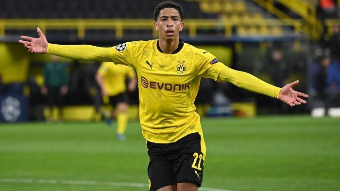 Manchester United Incar Penyerang Muda Jude Bellingham dari Borrusia Dortmund