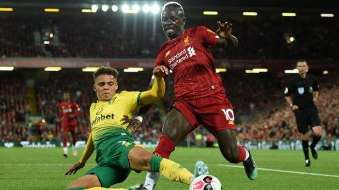 SIARAN LANGSUNG Norwich vs Liverpool di Piala Carabao Cup, Klopp Lakukan Rotasi Besar di Laga Ini