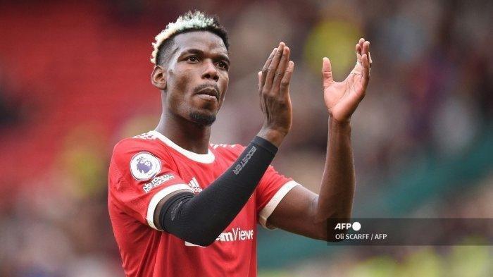 Gelandang Manchester United Paul Pogba Berpeluang Reuni Dengan Juventus