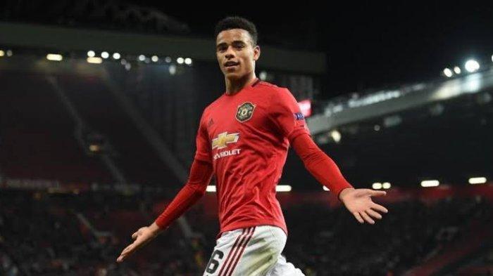 Pelatih Manchester United Minta Greenwood Tidak Dipanggil ke Timnas Inggris