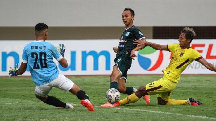 HASIL Grup A Liga 2 Hari Ini, PSMS Medan Gilas Babel United 2-0 Lewat Kaki Dwipan & Rachmad