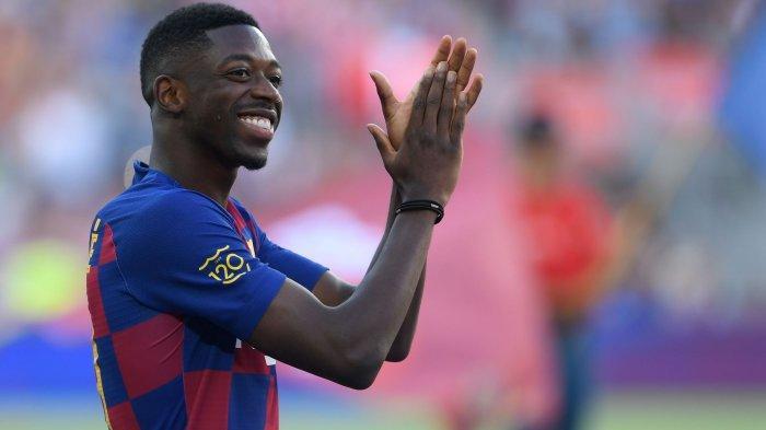 Dembele dan Aguero Bawa Kabar Baik Bagi Barcelona, Mulai Berlatih dengan Skuad Blaugrana