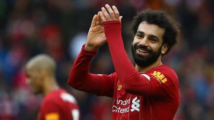 INI 5 Pemain yang Bisa Direkrut Liverpool Bila Perpanjangan Kontrak Mo Salah Temui Jalan Buntu
