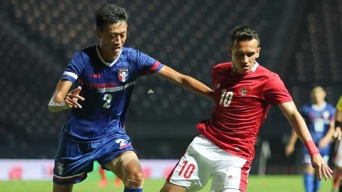 LINK Siaran Langsung Taiwan vs Indonesia Leg 2, Play-off Pra-Piala Asia, Senin Malam Pukul 20.00 WIB