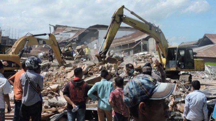 Korban Gempa di Pidie Jaya Mengaku Belum Menerima Bantuan Apapun