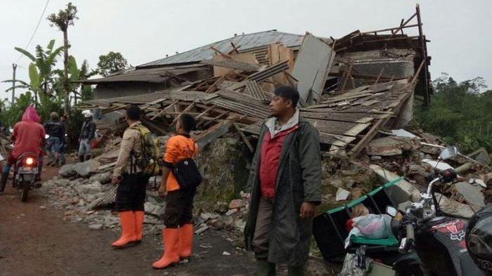 Gempa Guncang Sumenep, 77 Rumah Warga Rusak
