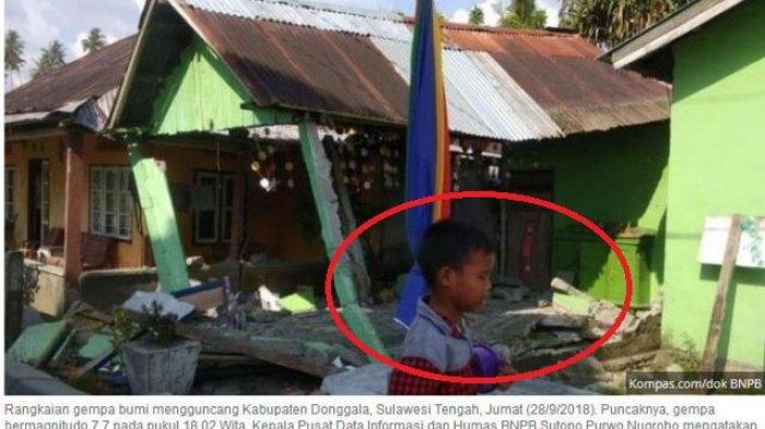 11 Kebutuhan Mendesak Korban Gempa Donggala, Penerangan Tak Ada, Listrik dan PDAM Padam