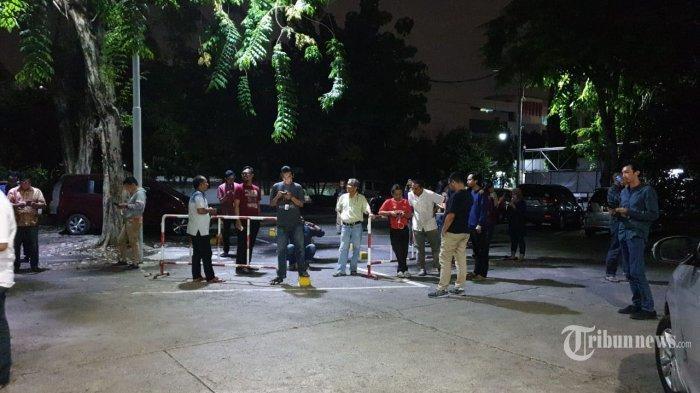 Kuatnya Guncangan, Gempa 7,4 SR di Perairan Banten Hari Ini Terasa hingga Yogyakarta