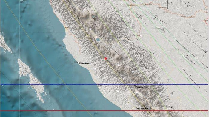 BREAKING NEWS: Gempa Sumbar Terasa Hingga Bangko, Penghuni Rusun Selamatkan Diri Jatuh dari Tangga