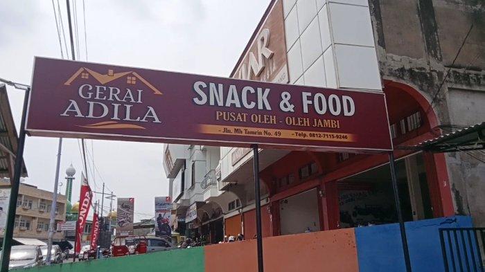 Gerai Adila Snack and Food di Kota Jambi Juga Sediakan Meeting Room yang Nyaman dan Cozy