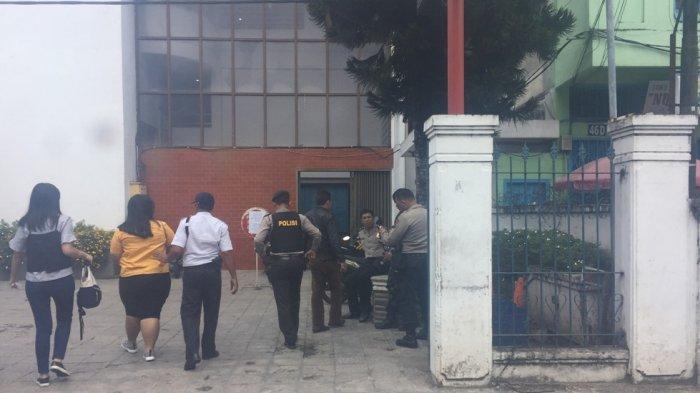 Polisi Jaga Gereja di Jambi, Pascaledakan Bom di 3 Gereja Surabaya