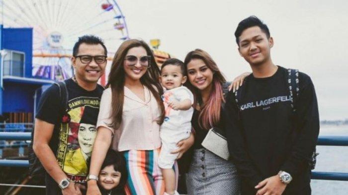 Ashanty Ingin Liburan Bareng dengan Keluarga Krisdayanti dan Mempererat Silaturahmi
