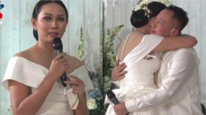 Persetujuan Pernikahan Tidak Ditandatangani Ayah Kalina Oktarani Penyebab Vicky Prasetyo Batal Nikah