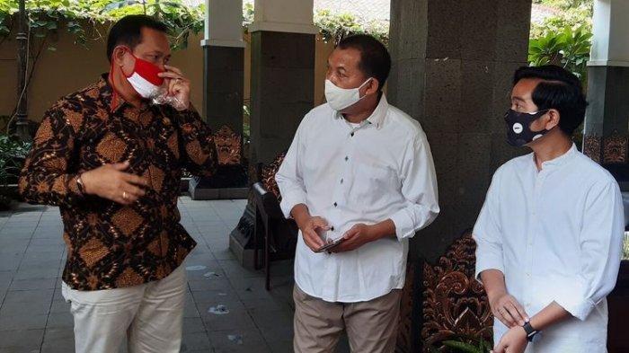 Gibran Terima Dukungan Dari Gerindra Untuk Pilkada Solo, Ahmad Muzani: Prabowo Menteri Pertahanan