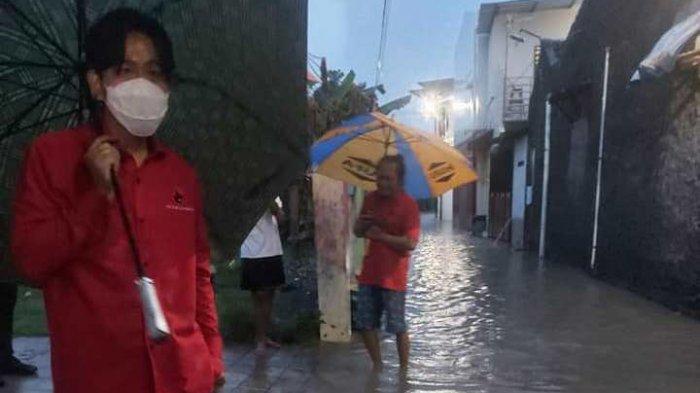 Solo Kebanjiran Saat PDIP Ulang Tahun, Gibran Langsung Telepon Menteri PUPR, Minta Lakukan Ini