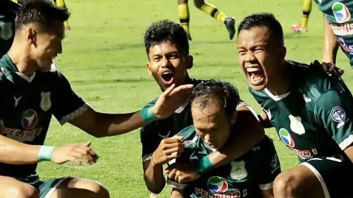 Hasil PSMS Medan vs KS Tiga Naga, Gol Ichsan Dibalas Nico Malau