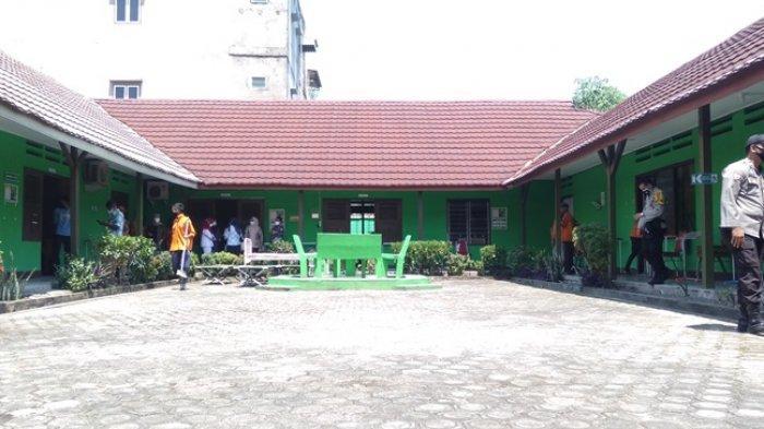 Graha Lansia Kota Jambi Segera Difungsikan Sebagai Tempat Isolasi PasienCovid-19