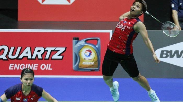SEDANG BERLANGSUNG! Link Streaming Semifinal Chinese Taipei Open 2019, Indonesia 4 Wakil