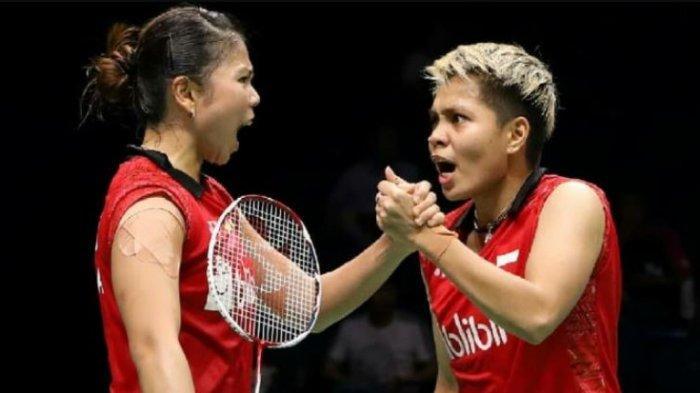 Jadwal Final Cabor Bulutangkis Olimpiade Tokyo 2020, Indonesia Lawan China
