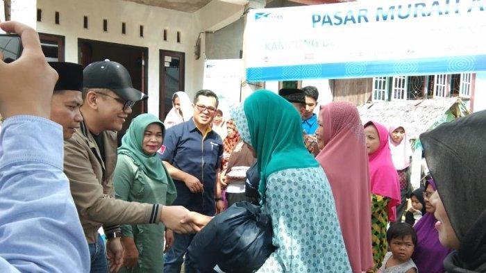 Group Astra Jambi, Berbagi Kecerian di Bulan Ramadhan dengan Buka Pasar Murah Ramadhan Astra