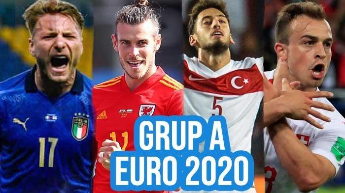 Siaran Langsung EURO 2020 Italia Vs Turki di Grup A, Gli Azzurri Diprediksi akan Tembus Empat Besar