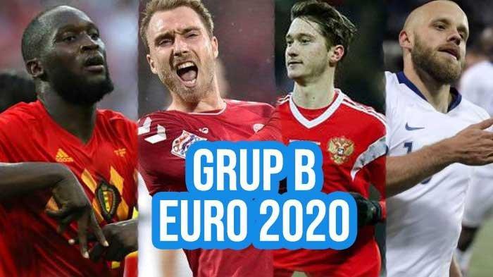 JADWAL Laga Timnas Belgia di EURO 2020, Romelu Lukaku dan Eden Hazard Masuk Skuad The Red Devils