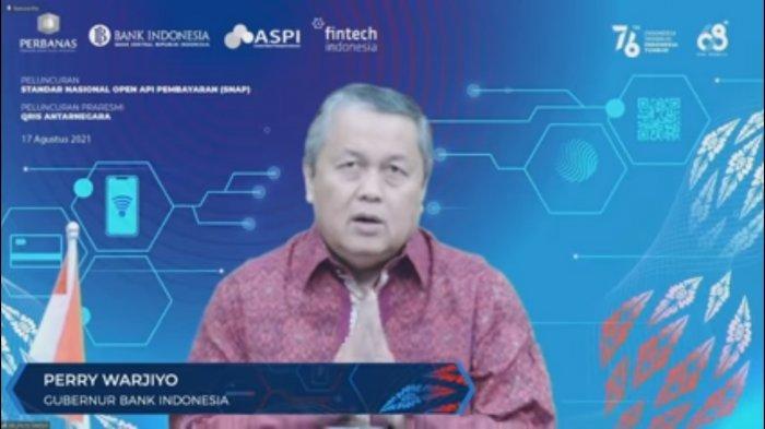 Bank Indonesia Luncurkan Standar Nasional Open API Pembayaran dan Praresmi Qris Antarnegara